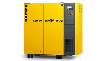 Винтовые компрессоры с прямым приводом серии ASD